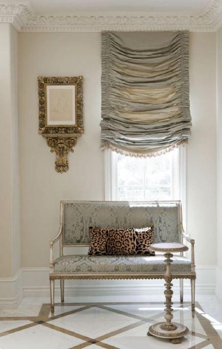54 Ideas Shabby Chic Curtains Ideas Window Treatments Roman Shades Shabbychic Interior Decor
