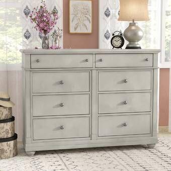 Lark Manor Bretenieres 9 Drawer Dresser Reviews Wayfair Furniture Bedroom Collections Furniture Decor