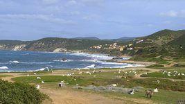 costa verde sardinien