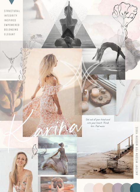 Karina Brand Vision Board