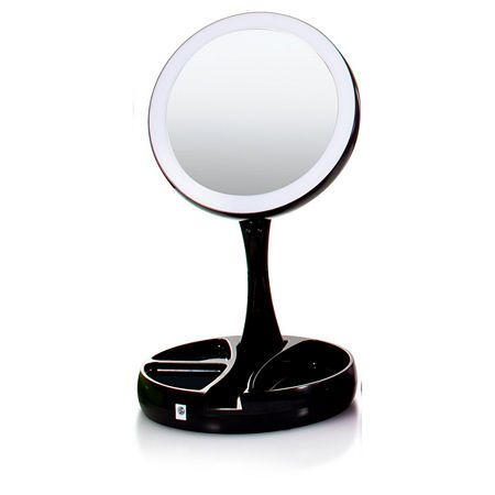 As Seen On Tv My Foldaway Mirror Mirror With Lights Mirror See