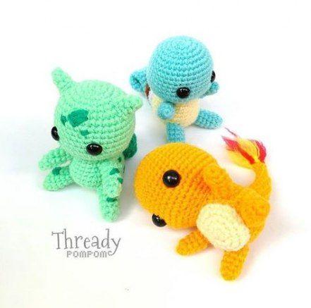 53 Ideas crochet amigurumi anime tutorials | Crochet amigurumi ... | 437x441