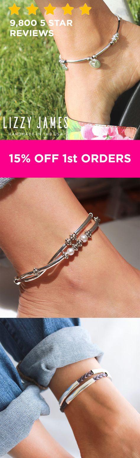 Adjustable Silver Bracelets Blue and Orange Starfish Hand Chain Link Bracelet Clear Bangle Custom Glass Cabochon Charm