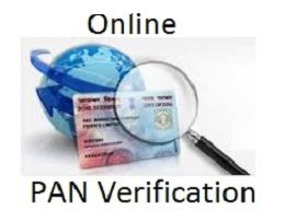 Online Pan Verification Verify Your Pan By Name Date Of Birth