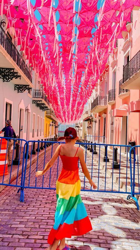 The Colors of Puerto Rico #oldsanjuan