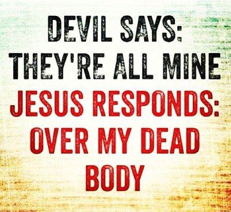 Amen! Jesus is my Hero!