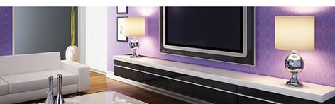 Mounting a Flat screen TV