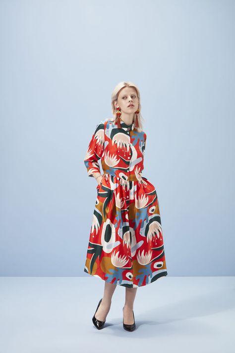 Aarre women Bubble dress Lace & Rose | Vaatelainaamo