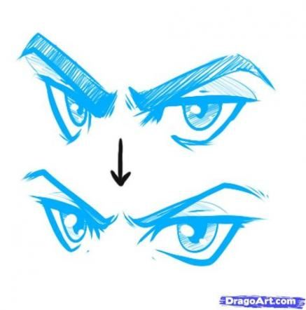 Eye Anime Male 35 Ideas Anime Eyes How To Draw Anime Eyes Anime Boy Hair