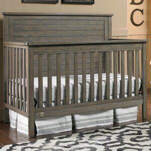 Quinn 4 In 1 Convertible Crib Convertible Crib Cribs Baby Cribs