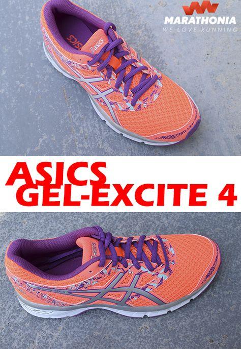 Con la zapatilla running para mujer ASICS Gel Excite 4 ...