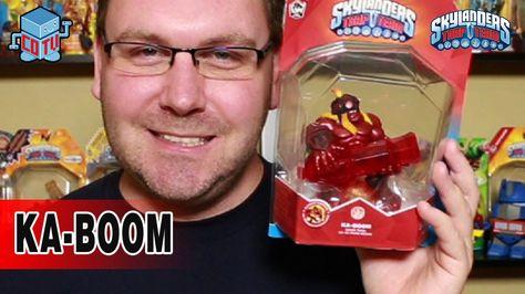 Skylanders 101 KA-BOOM #skylanders #videogame #collecting #toys