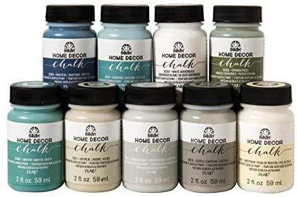Folkart Home Décor Chalk Finish Paint