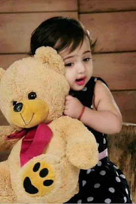 Cute Baby Dp : 1075+], Whatsapp, Images, Photos, Wallpaper,, Little, Girl,, Wallpaper
