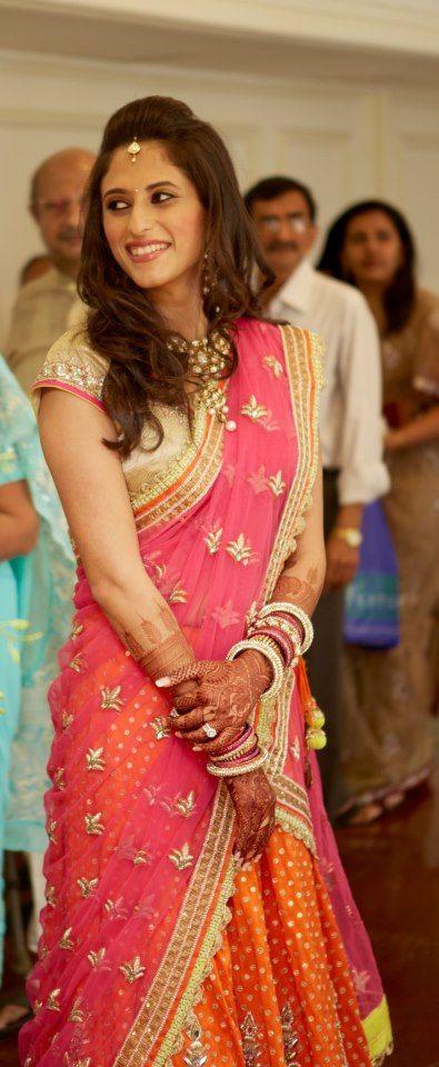 What A Pretty Lehnga For A Roka Function Desi Sarees Lahengas