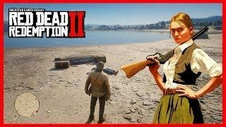 Red Dead Redemption 2 Bonnie Macfarlane Easter Egg Mysterious