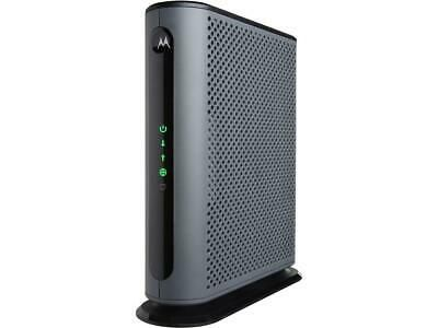 Motorola Ultra Fast Docsis 3 1 Cable Modem Model Mb8600 Plus 32x8 Docsis 3 0 855631006170 Ebay Cable Modem Modems Comcast Xfinity