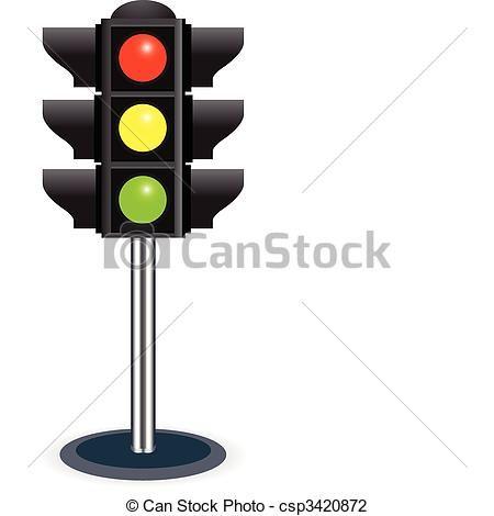 Traffic Lights Vector Traffic Light Lights Free Clip Art