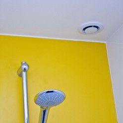 Salle De Bains Poser Un Faux Plafond Pour Installer Une Vmc Faux Plafond Plafond Salle De Bain