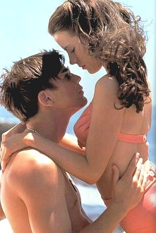 Evelyn and Danny ~ Pearl Harbor ~ they are just perfect! <3