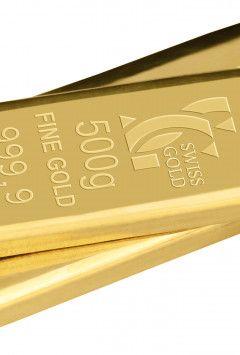 Isagha خاتم ذهب عيار 21 Gold Continental Wallet Wallet