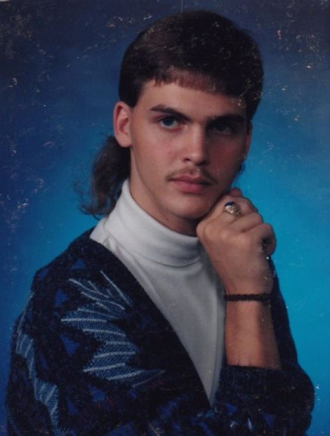 Mullet: The Badass Hairstyle of the 1970s, 1980s and Early 1990s ~ vintage everyday
