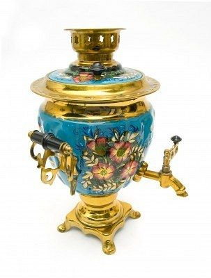 Samovar - old russian teapot. by mattie
