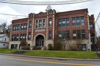 Van Horn School Salem Wv Van Horn House Styles West Virginia
