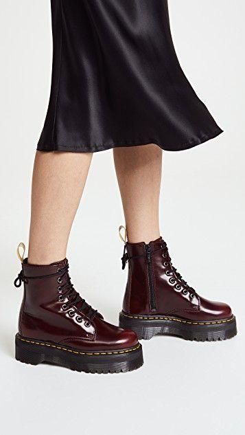Dr. Martens V Jadon II W boots black