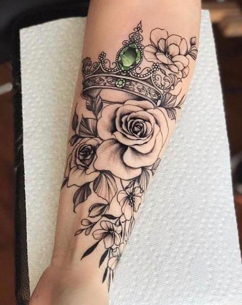 Tatuagens Femininas no Braço: Mais de 50 Inspirações Incríveis para a Sua Nova Tattoo!
