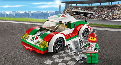 LEGO City Great Vehicles 60053 Race Car