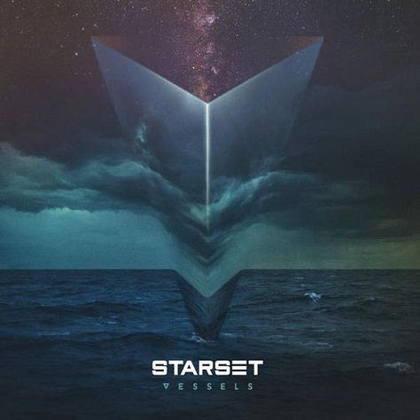 Vessels Starset 1 Unbecoming 2 Frequency 3 Ricochet