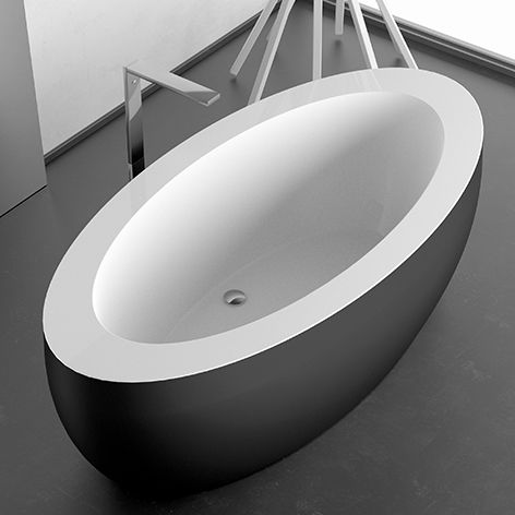 Paradiso Bathtub In Bi Mat An Ellipse That Surrounds The Body In