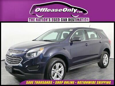 Ebay Advertisement 2017 Chevrolet Equinox Ls Fwd Off Lease Only