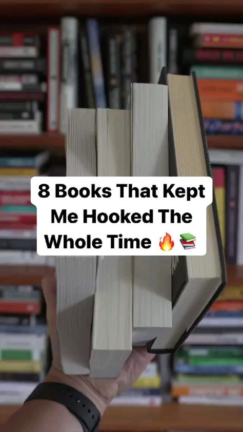 Books that kept me hooked
