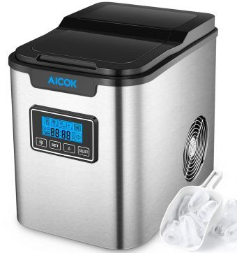 Top 10 Best Portable Ice Makers In 2020 Portable Ice Maker Ice