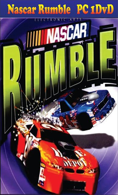 Nascar Rumble Geovannygame Classic Video Games Used Video Games Playstation