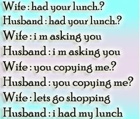 15 Funny Quotes Every Shopaholic Will Relate Too Husband Humor Wife Jokes Funny Wife Quotes