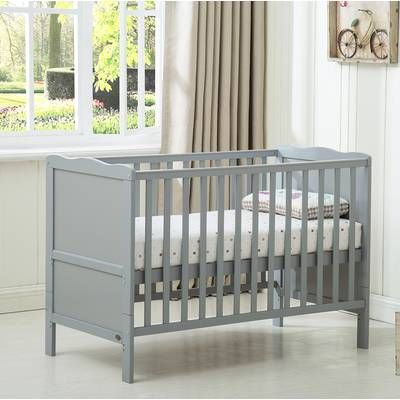 hot sale online 82533 d136c Brianne Cot Bed | Wood furniture in 2019 | Cot bedding, Cot ...