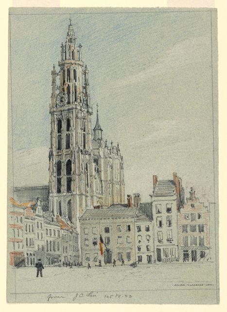 Pin On Kathedraal Antwerpen