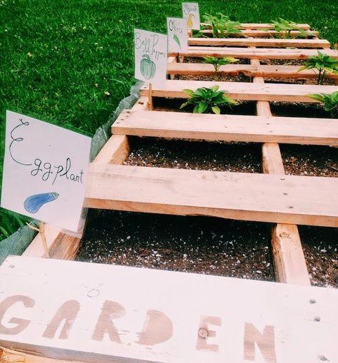 1001 Idees Diy Pour Fabriquer Une Jardiniere Ou Potager En