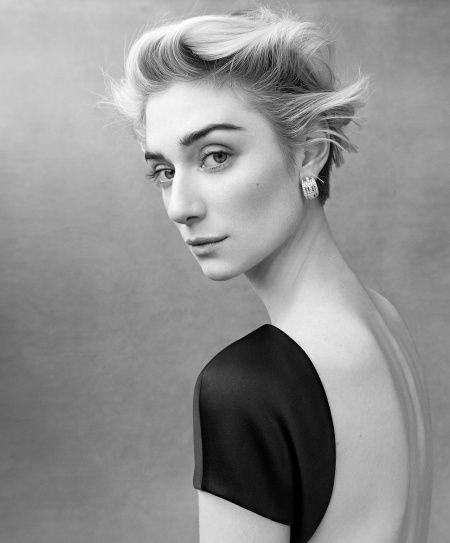 Elizabeth Debicki Plays Princess Diana In The Crown Savoir Flair In 2020 Elizabeth Debicki Portrait Porter Magazine
