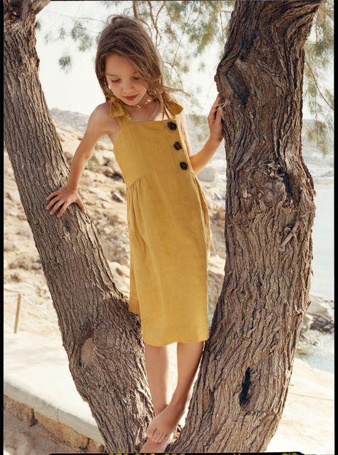 LINEN COLLECTION-KIDS-STORIES   ZARA United States