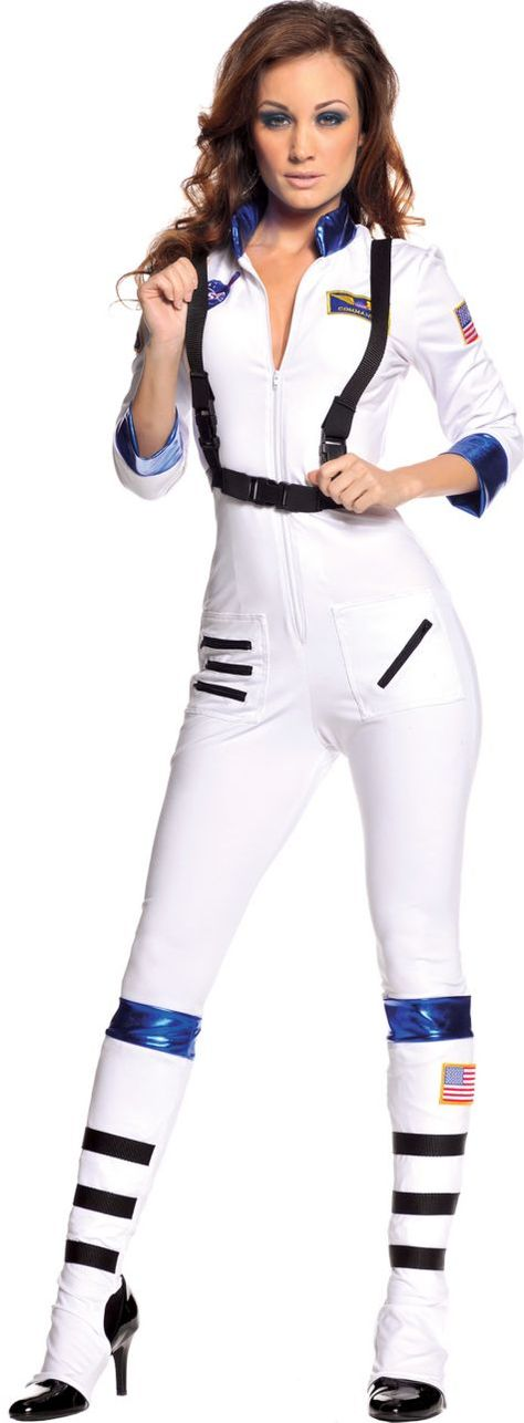 Adult space outfit