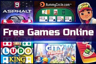 on play now online games free