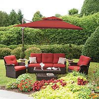 Patio Umbrellas And Stands Stand Alone Table Style