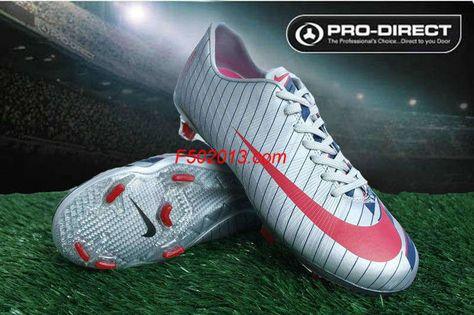 Nike Mercurial Vapor VIII FG Cristiano Ronaldo Blue Silver