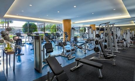 Gym Membership With Personal Training For One Or Two At Swissotel Spa And Sport Up To 62 Off Gym Gym Membership Hotel