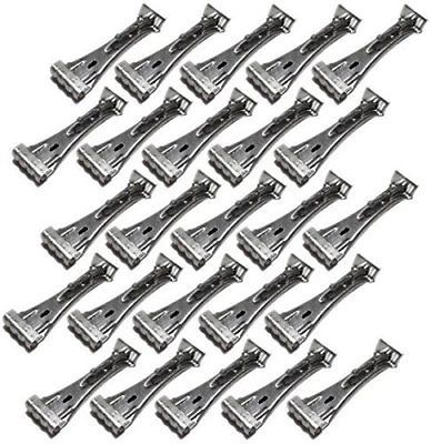 Building And Repair Materials 42338 Quick Screw 6 Inch Aluminum Hidden Rain Gutter Bracket Hook Clip Style Hangers Buy Rain Gutters Home Improvement Gutter