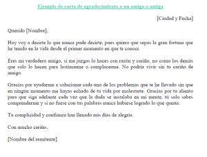 Carta De Agradecimiento A Amigo Amiga Spanish Writing Writing Fortnite